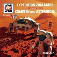 Was ist was Folge 58: Expedition zum Mars/ Kometen und Asteroiden, CD