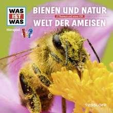 Was ist was Folge 58: Bienen und Natur/ Welt der Ameisen, CD