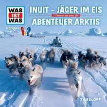 Was ist was Folge 64: Jäger im Eis/ Abenteuer Arktis, CD