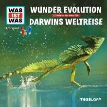 Was ist was Folge 65: Evolution/ Darwins Weltreise, CD