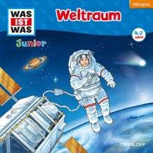 Was ist was Junior Folge 19: Weltraum, CD