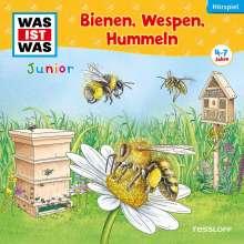 Was ist was Junior Folge 30: Bienen, Wespen, Hummeln, CD