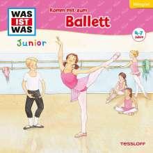 Folge 31: Komm Mit Zum Ballett, CD