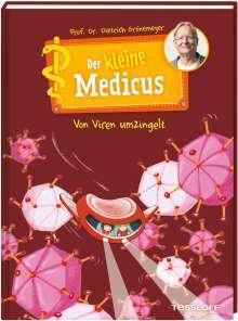 Dietrich Grönemeyer: Der kleine Medicus. Band 3. Von Viren umzingelt, Buch