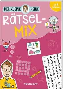 Stefan Heine: Der kleine Heine Rätselmix 3, Buch