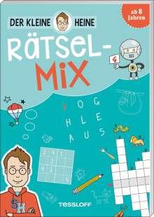 Stefan Heine: Der kleine Heine Rätselmix 4, Buch