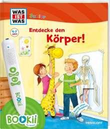 Sandra Noa: BOOKii® WAS IST WAS Junior Entdecke den Körper!, Buch