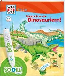 Bärbel Oftring: BOOKii® WAS IST WAS Junior Komm mit zu den Dinosauriern!, Buch