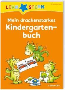 Julia Meyer: LERNSTERN. Mein drachenstarkes Kindergartenbuch, Buch