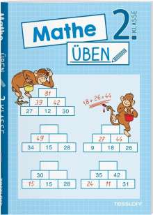 Julia Meyer: Mathe üben 2. Klasse, Buch