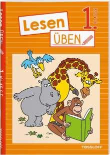 Julia Meyer: Lesen üben 1. Klasse, Buch