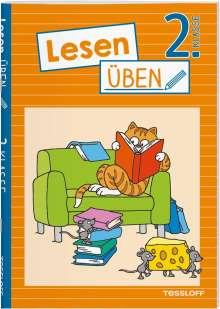 Sonja Reichert: Lesen üben 2. Klasse, Buch