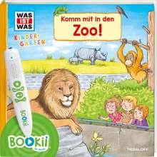 Benjamin Schreuder: BOOKii® WAS IST WAS Kindergarten Komm mit in den Zoo, Buch