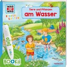 Benjamin Schreuder: BOOKii® WAS IST WAS Kindergarten Tiere und Pflanzen am Wasser, Buch