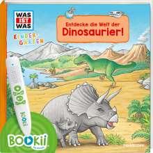 Benjamin Schreuder: BOOKii® WAS IST WAS Kindergarten Entdecke die Welt der Dinosaurier!, Buch