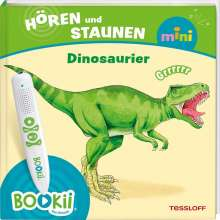 Ida Wenzel: BOOKii® Hören und Staunen Mini Dinosaurier, Buch