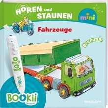 Ida Wenzel: BOOKii® Hören und Staunen Mini Fahrzeuge, Buch