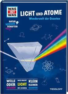 Manfred Baur: WAS IST WAS Naturwissenschaften easy! Physik. Licht und Atome., Buch