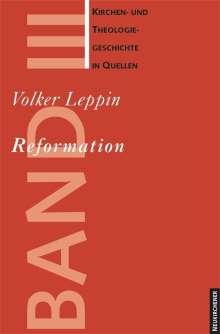Volker Leppin: Reformation, Buch