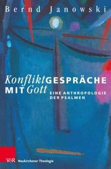 Bernd Janowski: Konfliktgespräche mit Gott, Buch