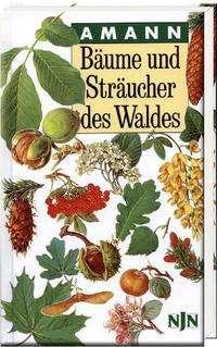 Gottfried Amann: Bäume und Sträucher des Waldes, Buch