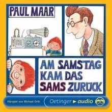 Paul Maar: Am Samstag kam das Sams zurück, CD
