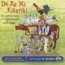 Sven Nordqvist: Do Re Mi Kikeriki. CD, CD