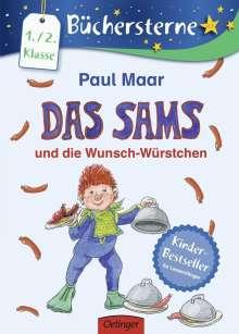 Paul Maar: Das Sams und die Wunsch-Würstchen, Buch