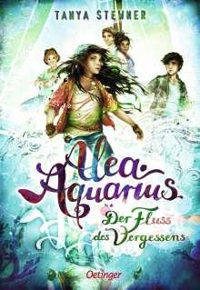 Tanya Stewner: Alea Aquarius 6, Buch