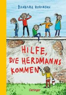 Barbara Robinson: Hilfe, die Herdmanns kommen!, Buch