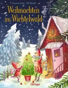 Susanne Lütje: Weihnachten im Wichtelwald, Buch