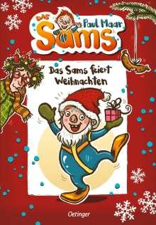 Paul Maar: Das Sams feiert Weihnachten, Buch