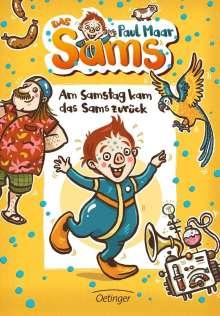 Paul Maar: Am Samstag kam das Sams zurück (NA), Buch
