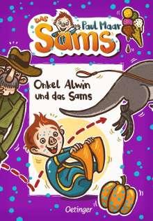 Paul Maar: Onkel Alwin und das Sams, Buch