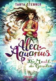 Tanya Stewner: Alea Aquarius 04. Die Macht der Gezeiten, Buch