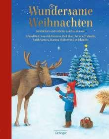 Paul Maar: Wundersame Weihnachten, Buch