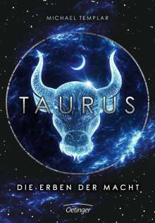 Michael Templar: Die Sternen-Saga. Taurus, Buch