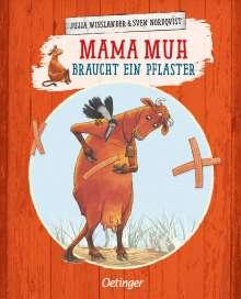 Jujja Wieslander: Mama Muh braucht ein Pflaster, Buch