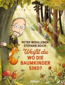 Peter Wohlleben: Weißt du, wo die Baumkinder sind?, Buch