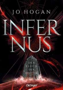 Jo Hogan: Infernus, Buch