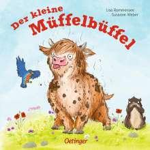 Susanne Weber: Der kleine Müffelbüffel, Buch