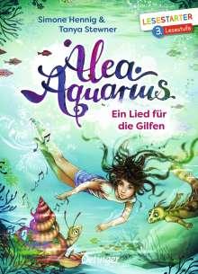 Tanya Stewner: Alea Aquarius. Ein Lied für die Gilfen, Buch