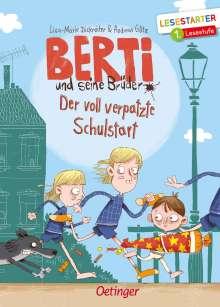 Lisa-Marie Dickreiter: Berti und seine Brüder, Buch