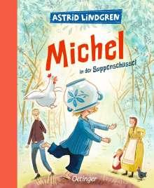 Astrid Lindgren: Michel aus Lönneberga 1. Michel in der Suppenschüssel, Buch
