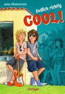 Juma Kliebenstein: Der Tag, an dem ich cool wurde 3. Endlich richtig cool!, Buch