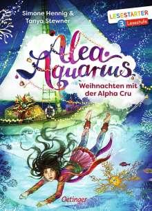 Tanya Stewner: Alea Aquarius. Weihnachten mit der Alpha Cru, Buch