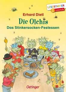 Erhard Dietl: Die Olchis, Buch