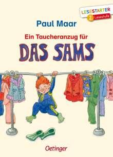 Paul Maar: Ein Taucheranzug für das Sams, Buch