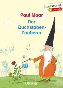 Paul Maar: Der Buchstaben-Zauberer, Buch