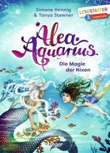 Tanya Stewner: Alea Aquarius. Die Magie der Nixen, Buch